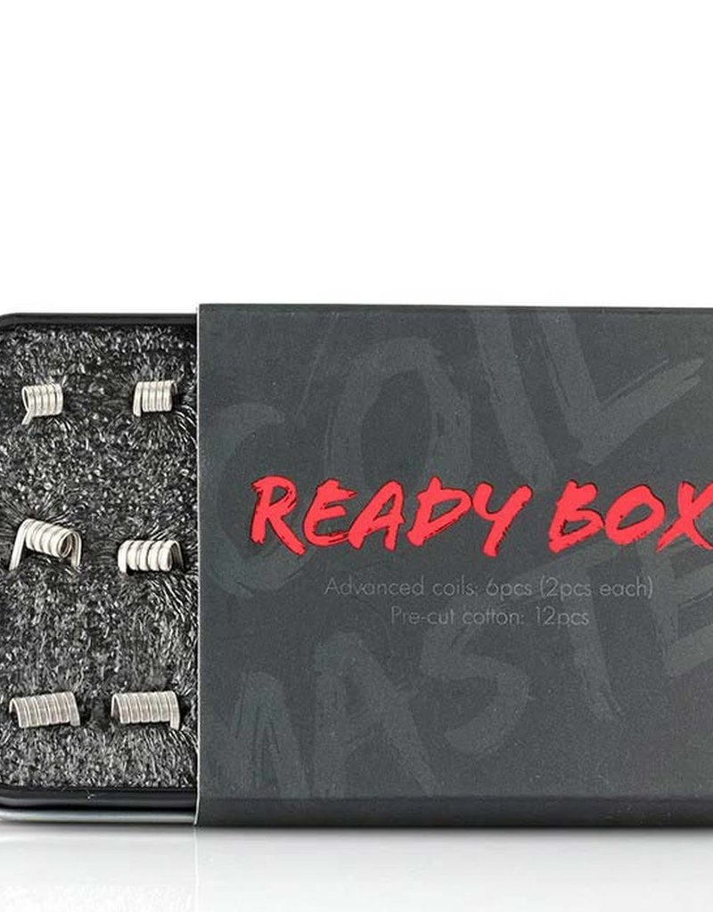 COILMASTER Coil Master Ready Box