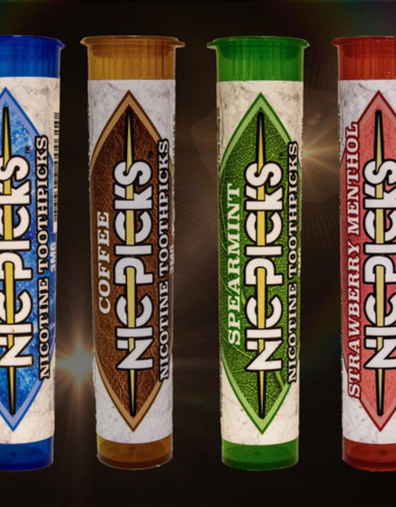 NIC PICKS Nic Picks-Coffee/Peppermint 3mg