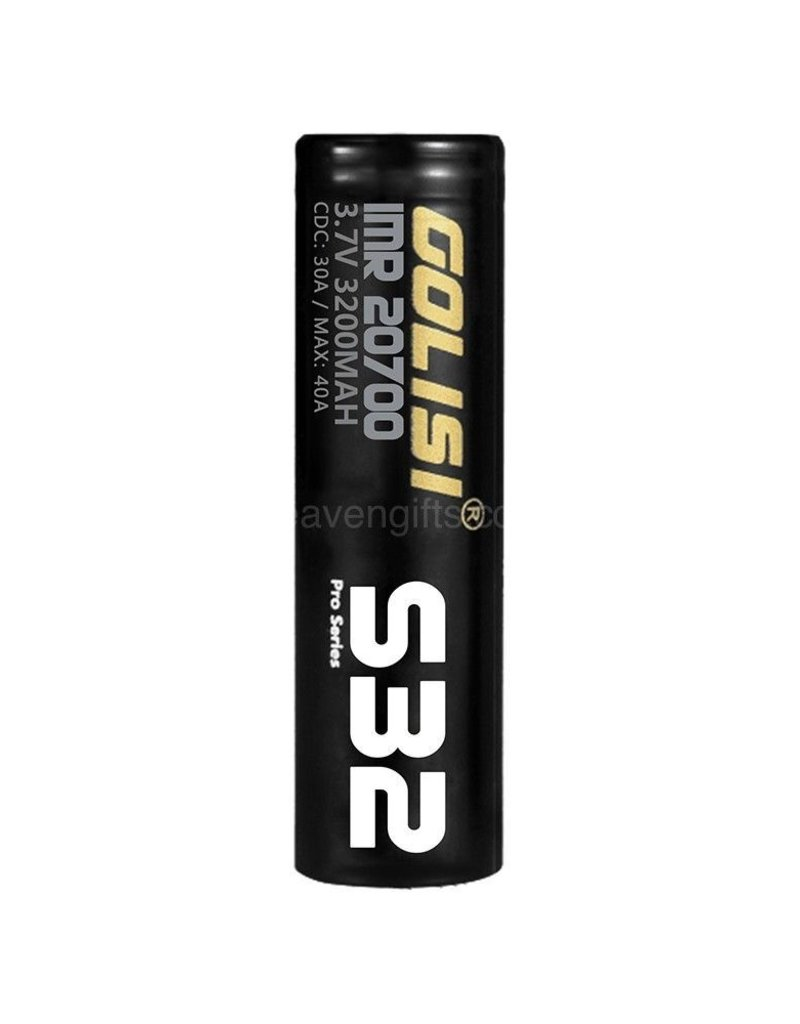 Golisi S32 20700 Battery (3200mah-30amp)