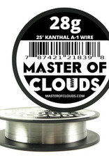 MASTER OF CLOUDS Master of Clouds 28G KANTHAL [A1] 25FT