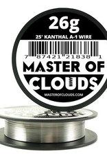 MASTER OF CLOUDS Master of Clouds 26G KANTHAL [A1] 25FT