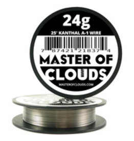 MASTER OF CLOUDS Master of Clouds 24G KANTHAL [A1] 25FT