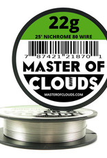 MASTER OF CLOUDS Master of Clouds 22G NICHROME [Ni80] 25FT