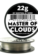 MASTER OF CLOUDS Master of Clouds 22G KANTHAL [A1] 25FT