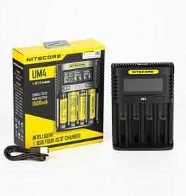 NITECORE Nitecore UM4 Intelligent USB Charger