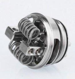 SMOK TFV12 PRINCE Coil RBA w/0.25Ω dual coil