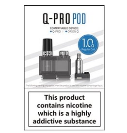 LOST VAPE Lost Vape Orion Q- Pro Replacement Pod 1.0ohm