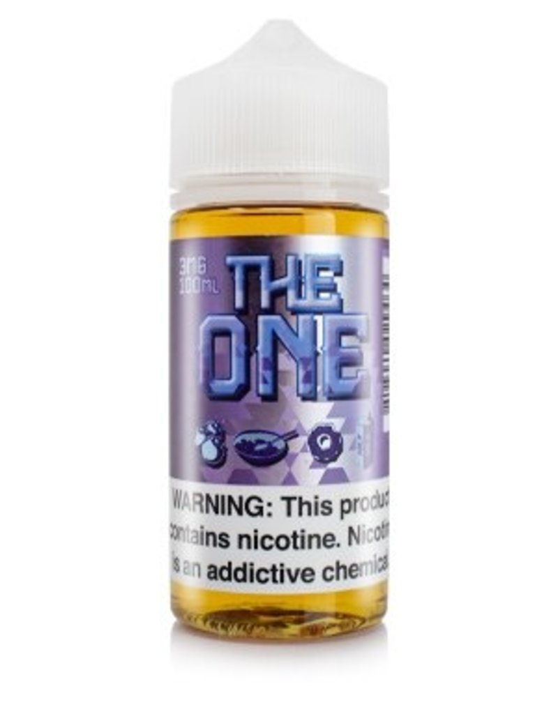 THE ONE Blueberry [The One]
