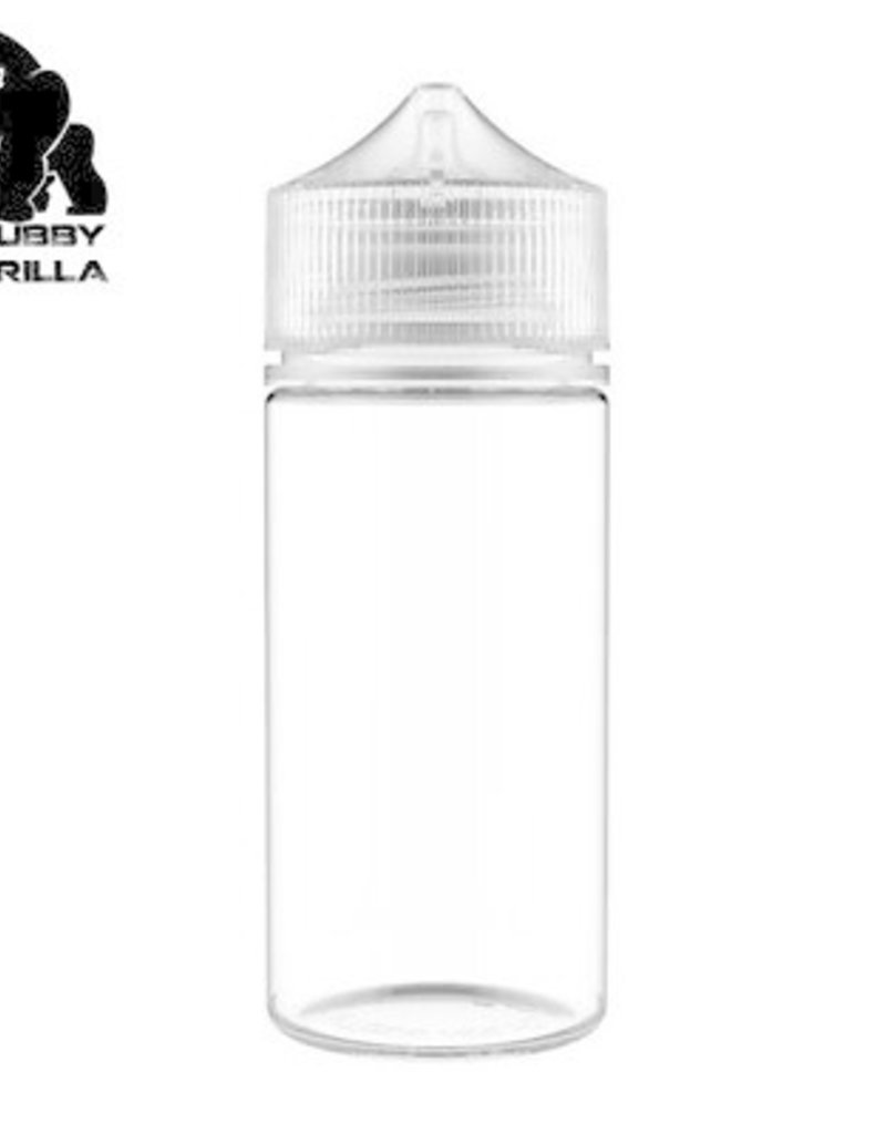 CHUBBY GORILLA 120ML Empty Unicorn Bottle