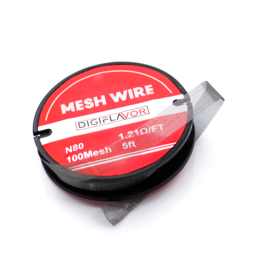 DigiFlavor N80 5FT 100 MESH