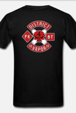 District 4 Vapor D4V PATCHED TEE
