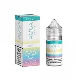 AQUA Drops [Aqua] 30ML [SALT NIC]