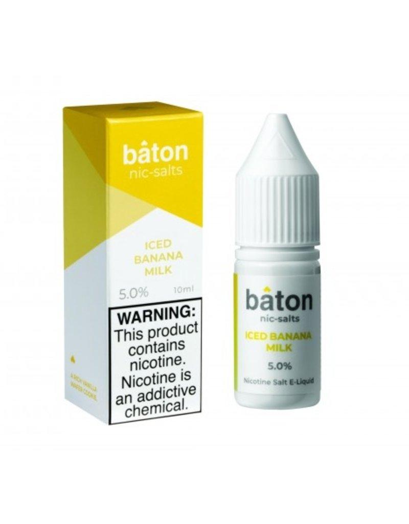 BATON Iced Banana Milk [Baton]
