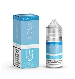 AQUA Rush Menthol [AQUA SALTS] 30ML 50MG