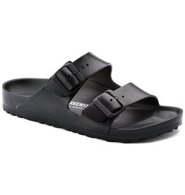 BIRKENSTOCK WOMEN'S ARIZONA EVA-BLACK