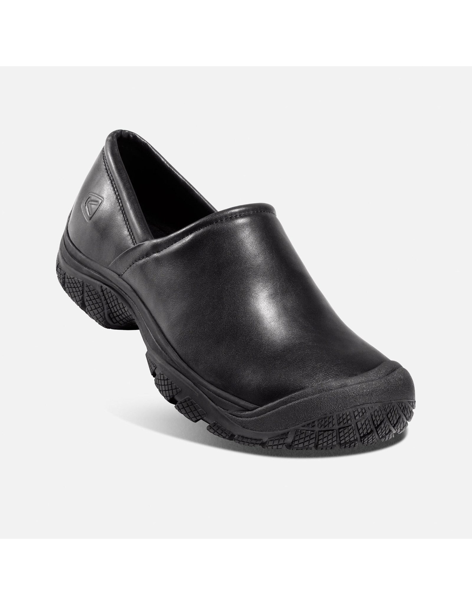 KEEN MEN'S PTC SLIP ON-BLACK