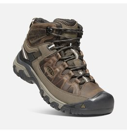 KEEN MEN'S TARGHEE III WATERPROOF MID BOOT-CANTEEN/MULCH
