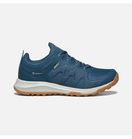KEEN WOMEN'S EXPLORE WP-MAJOLICA BLUE/SATELLITE