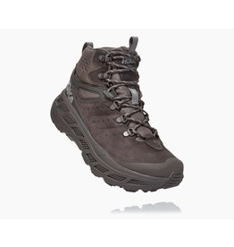 HOKA ONE ONE MEN'S STINSON MID GORE-TEX-BROWN/GRAY