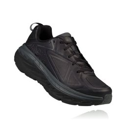 HOKA ONE ONE WOMEN'S BONDI LEATHER WIDE