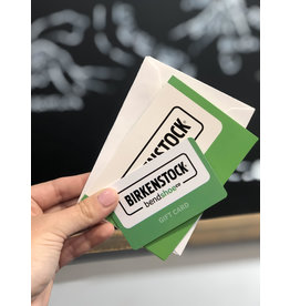 Bend Shoe Co Gift Card $25