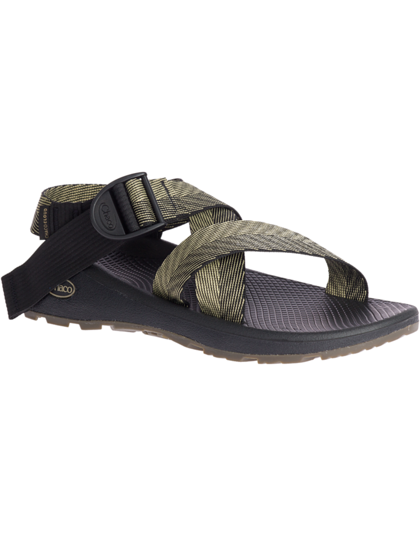 CHACO MEN'S MEGA Z/CLOUD-ODDS BLACK