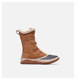 SOREL WOMEN'S OUT N ABOUT PLUS TALL-ELK