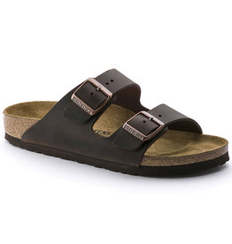 BIRKENSTOCK ARIZONA OILED LEATHER-HABANA OILED