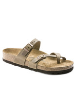 BIRKENSTOCK MAYARI OILED LEATHER-TOBACCO