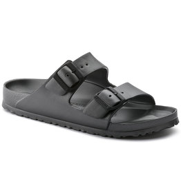 BIRKENSTOCK WOMEN'S ARIZONA EVA-METALLIC ANTHRACITE