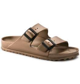 BIRKENSTOCK MEN'S ARIZONA EVA-METALLIC COPPER