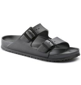 BIRKENSTOCK MEN'S ARIZONA EVA-METALLIC ANTHRACITE
