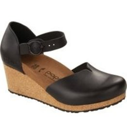 BIRKENSTOCK MARY LEATHER-BLACK (2020)