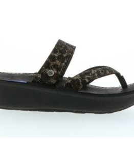 WOLKY TAHITI-BLACK LEOPARDO