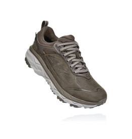 HOKA ONE ONE WOMEN'S CHALLENGER LOW GORE-TEX-MAJOR BROWN/HEATHER