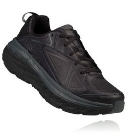 HOKA ONE ONE MEN'S BONDI LEATHER