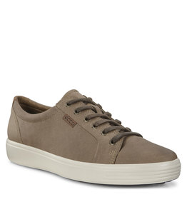 ECCO MEN'S SOFT 7 SNEAKER-NAVAJO BROWN