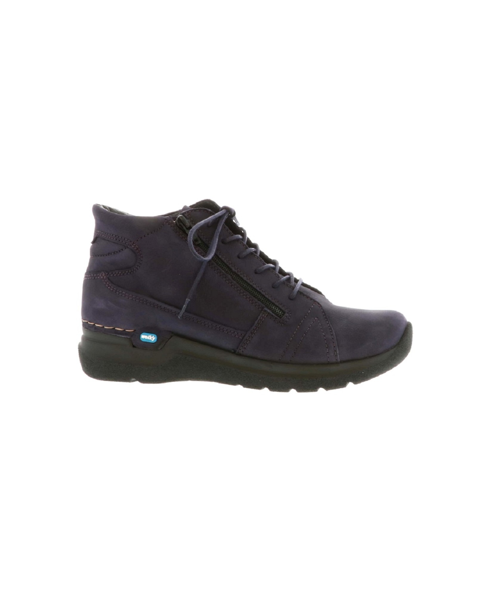 WOLKY WHY-PURPLE ANTIQUE NUBUCK