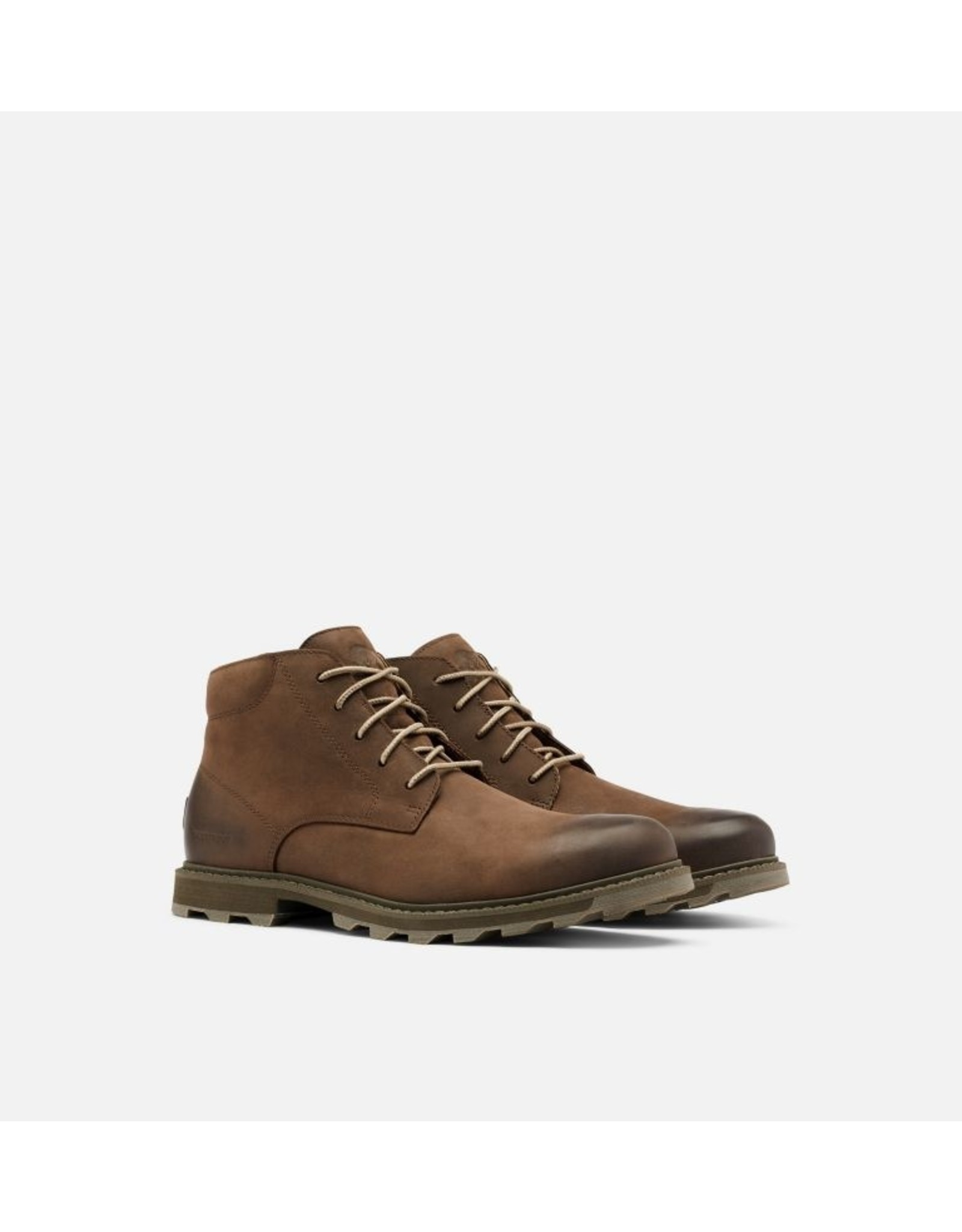 SOREL MEN'S MADSON II CHUKKA WP-TOBACCO