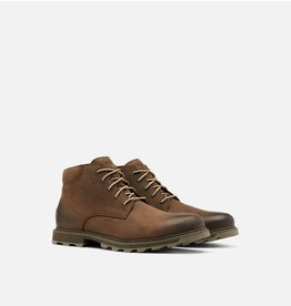 SOREL MEN'S MADSON II CHUKKA WATERPROOF-TOBACCO