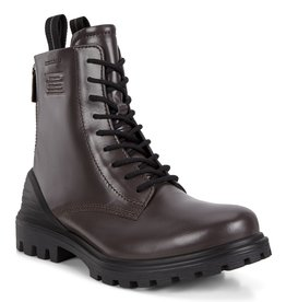 ECCO WOMEN'S TREDTRAY HIGH CUT BOOT-SHALE