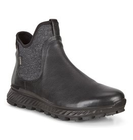 ECCO WOMEN'S EXOSTRIKE GORE-TEX BOOT-BLACK