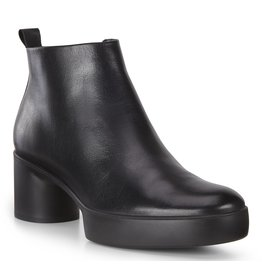 ECCO WOMEN'S SHAPE SCULPTED MOTION 35 ANKLE BOOT-BLACK