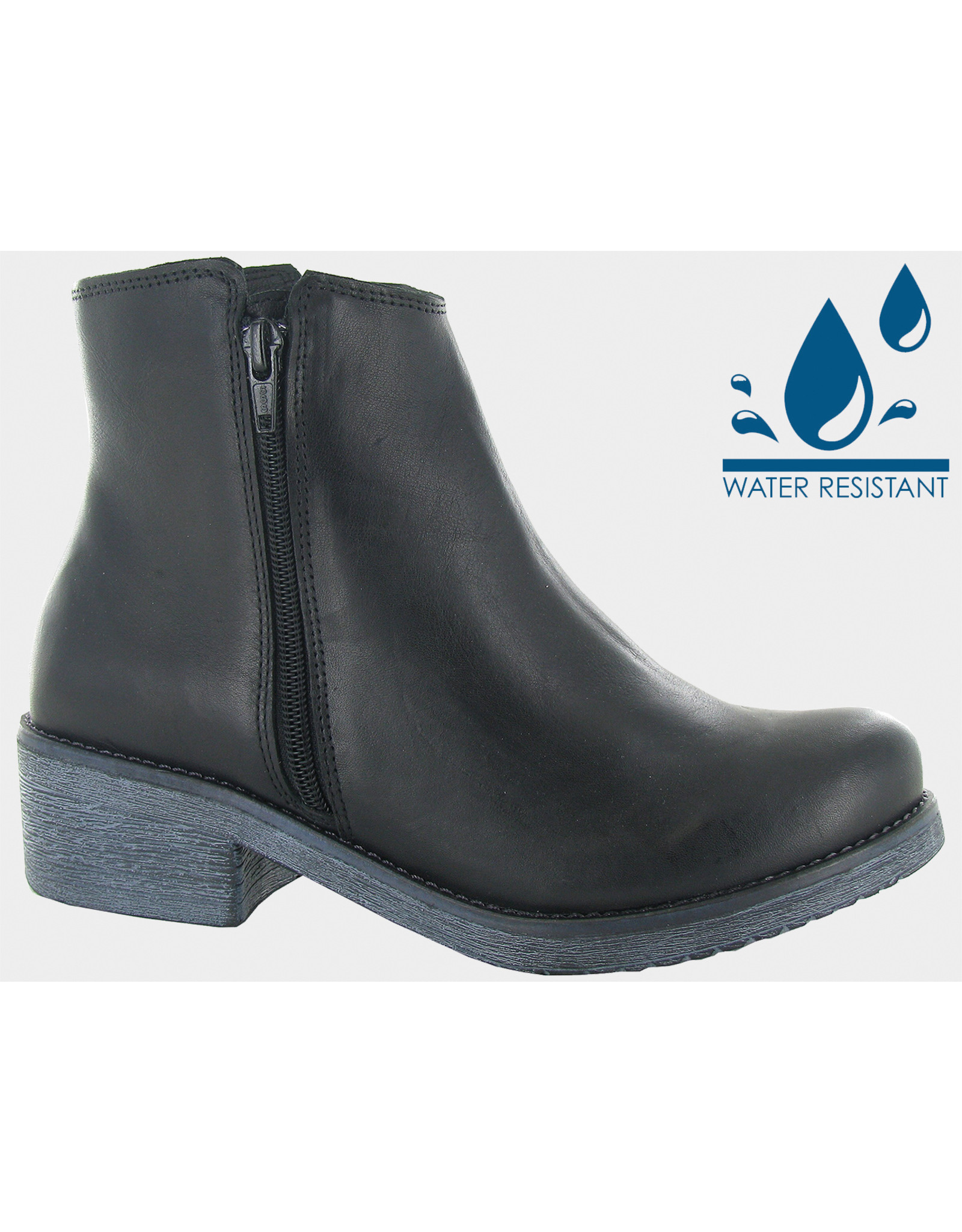 NAOT WOMEN'S WANDER-WATER RESISTANT BLACK
