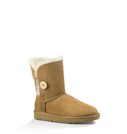 UGG WOMEN'S BAILEY BUTTON II-CHESTNUT