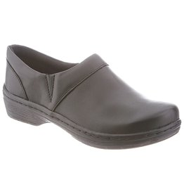 KLOGS WOMEN'S MISSION-BLACK SMOOTH
