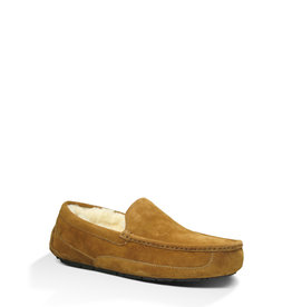 UGG MEN'S ASCOT SLIPPER-CHESTNUT