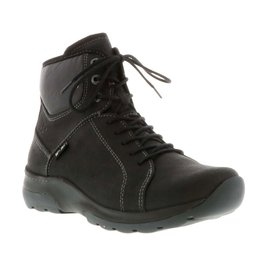 WOLKY WOMEN'S AMBIENT WP-BLACK ANTIQUE NUBUCK