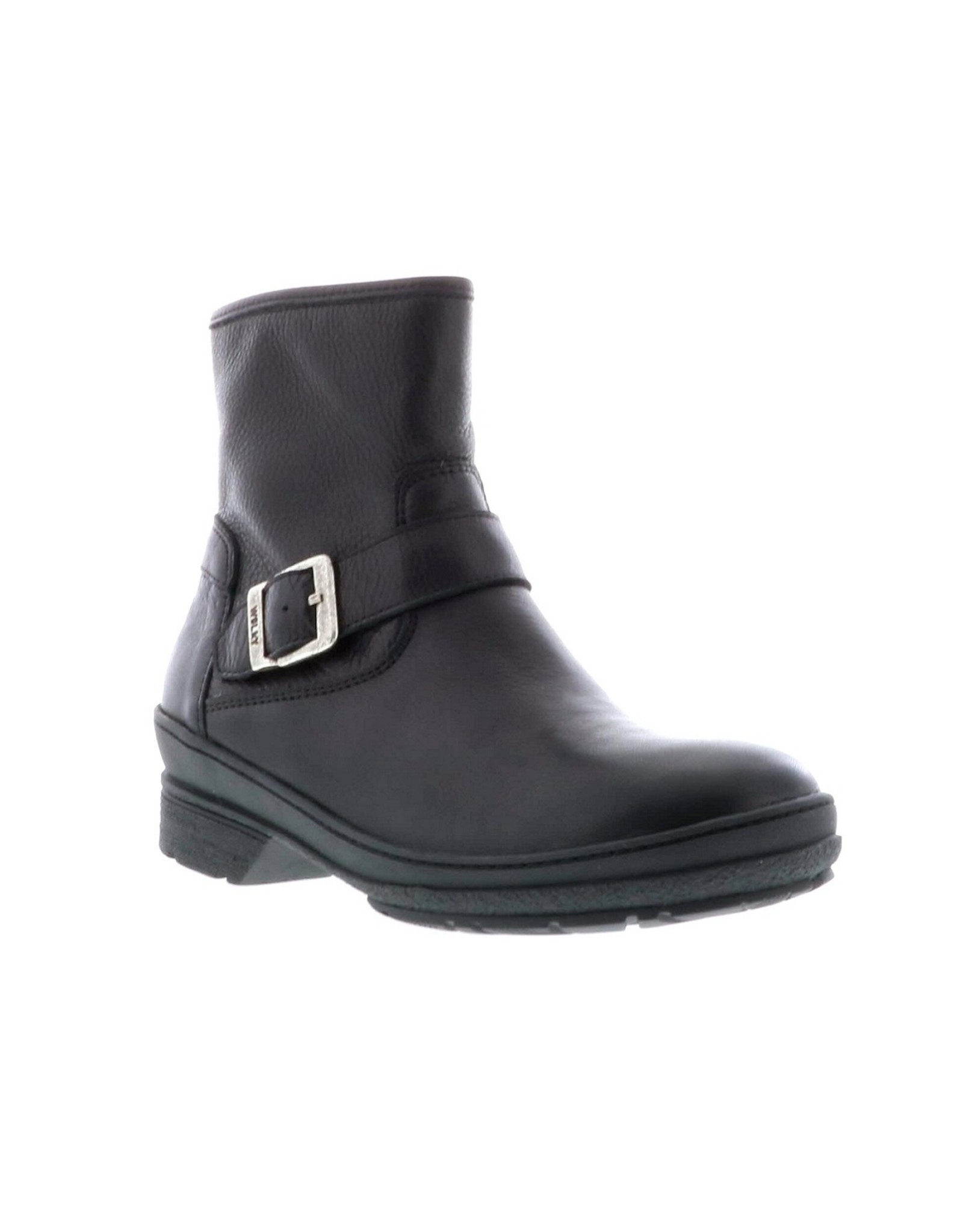 WOLKY WOMEN'S NITRA WP-BLACK FOREST LEATHER