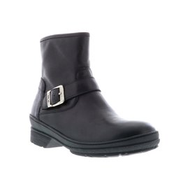 WOLKY WOMEN'S NITRA WATERPROOF BOOT-BLACK FOREST LEATHER